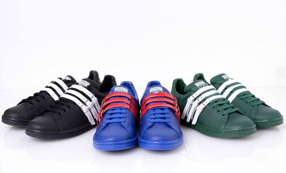 adidas by RAF SIMONS SS16 New STANSMITH !!_e0275122_18211273.jpg