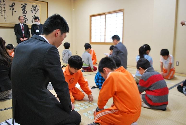 第12回 TOSS五色百人一首福井県大会_f0067122_16101387.jpg