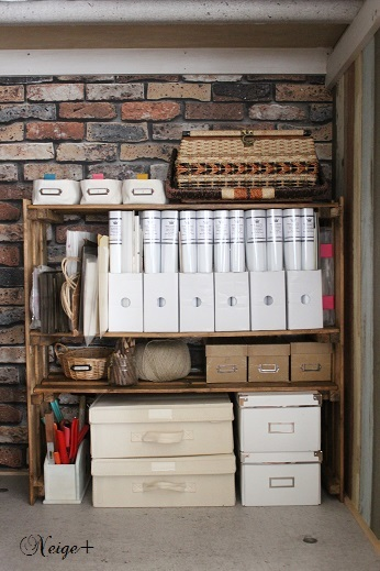 DIY押入れ改造3:ひと手間加えたスノコで使い勝手のいい収納棚♪_f0023333_10131645.jpg