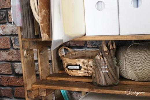 DIY押入れ改造3:ひと手間加えたスノコで使い勝手のいい収納棚♪_f0023333_10132874.jpg