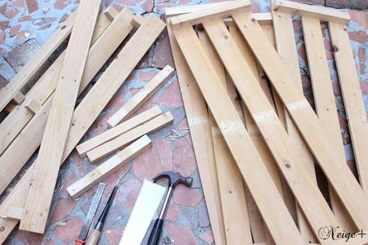 DIY押入れ改造3:ひと手間加えたスノコで使い勝手のいい収納棚♪_f0023333_10451062.jpg