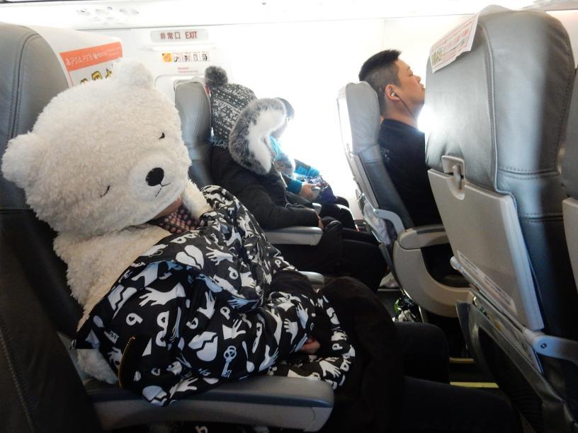 スプリングジャパン初の国際線(成田・重慶)に乗ってみた(第3ターミナルも初利用)_b0235153_12171722.jpg