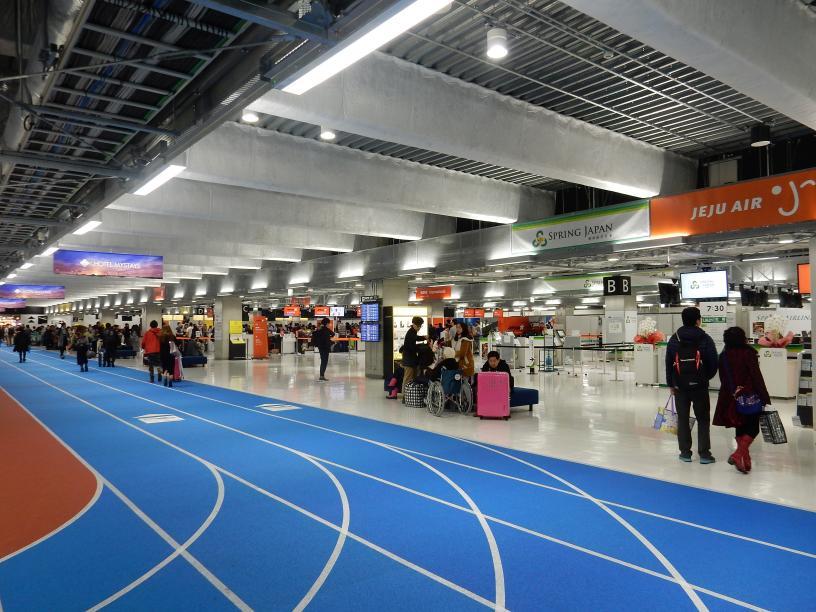 スプリングジャパン初の国際線(成田・重慶)に乗ってみた(第3ターミナルも初利用)_b0235153_1282387.jpg