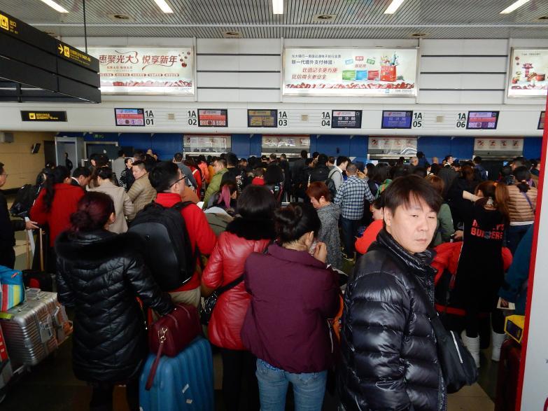 今年も中国客は来るぞ。そう実感させたSJ重慶・成田線で見たツアー客の一部始終_b0235153_16151246.jpg