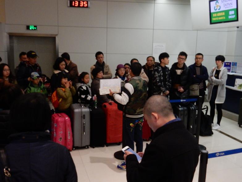 今年も中国客は来るぞ。そう実感させたSJ重慶・成田線で見たツアー客の一部始終_b0235153_1617226.jpg