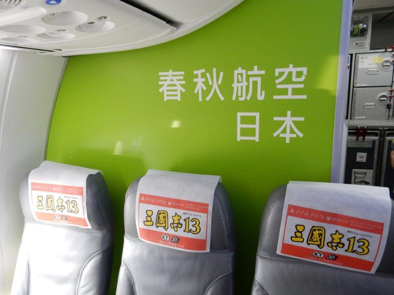 今年も中国客は来るぞ。そう実感させたSJ重慶・成田線で見たツアー客の一部始終_b0235153_16192538.jpg