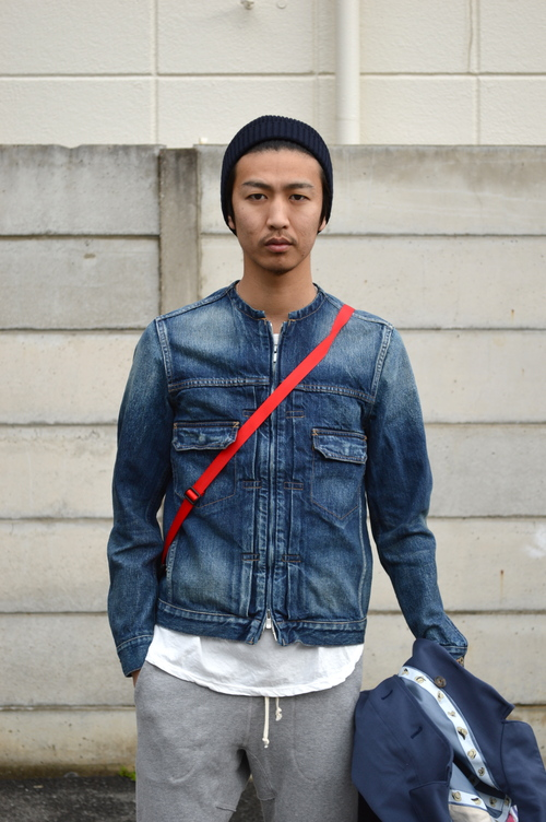 nonnative × visvim - Layered  Look!!_c0079892_20275360.jpg