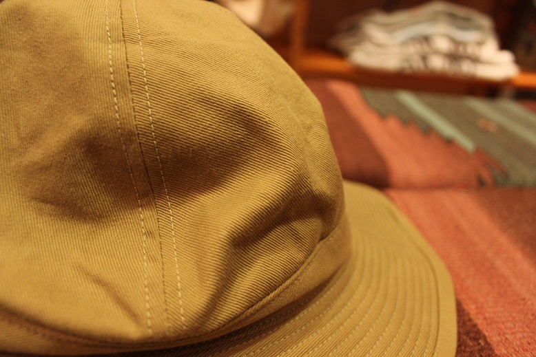 "orSlow \""US ARMY JACKET & HAT\"" ご紹介_f0191324_9161459.jpg"