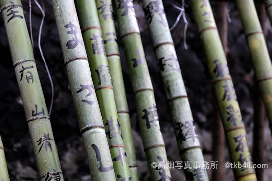 東大寺お水取りの竹 A bamboo for Giant Torch. _e0245846_1514652.png