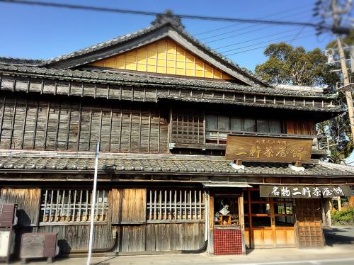 二軒茶屋餅角屋本店_e0292546_01175208.jpg