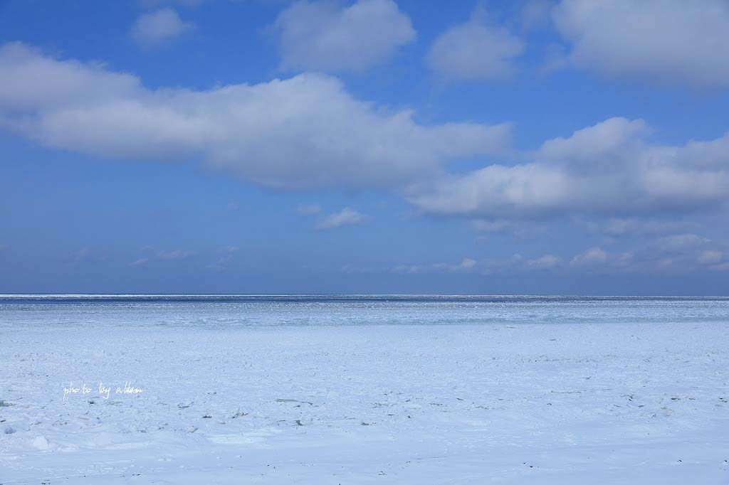 おそい~~おそい~~流氷がきたんだよね~_a0039860_18504577.jpg