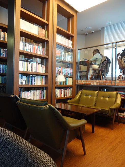 おひとりソウル その19 歴史ある絶景カフェに感激♪トクスリタバン@新村_f0054260_17454850.jpg