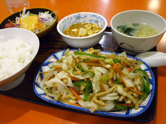 札幌 中華料理 香洲 その3_d0153062_9112343.jpg