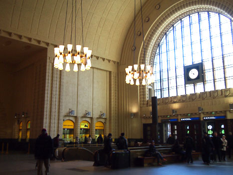 ヘルシンキ中央駅のロッカー_a0341668_10491935.jpg