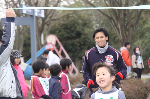びわ湖こどもの国 マラソン大会_b0105369_21484236.jpg