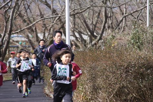 びわ湖こどもの国 マラソン大会_b0105369_21532882.jpg