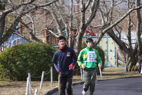 びわ湖こどもの国 マラソン大会_b0105369_21535217.jpg