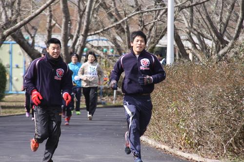 びわ湖こどもの国 マラソン大会_b0105369_21542192.jpg