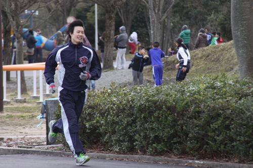 びわ湖こどもの国 マラソン大会_b0105369_21592719.jpg