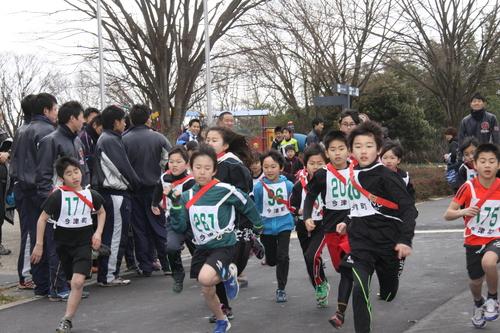 びわ湖こどもの国 マラソン大会_b0105369_2265643.jpg