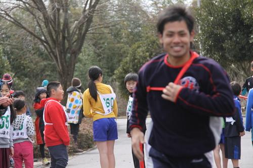 びわ湖こどもの国 マラソン大会_b0105369_2285386.jpg