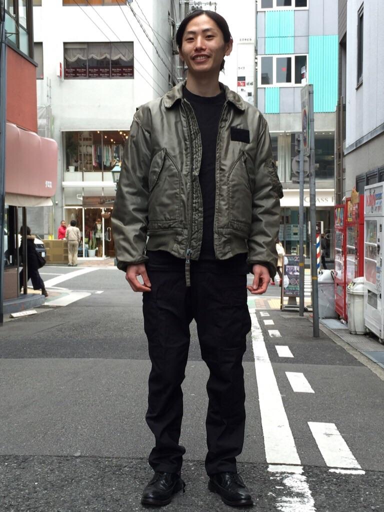 入荷アイテムで、コーディネート!(T.W.神戸店)_c0078587_14293163.jpg