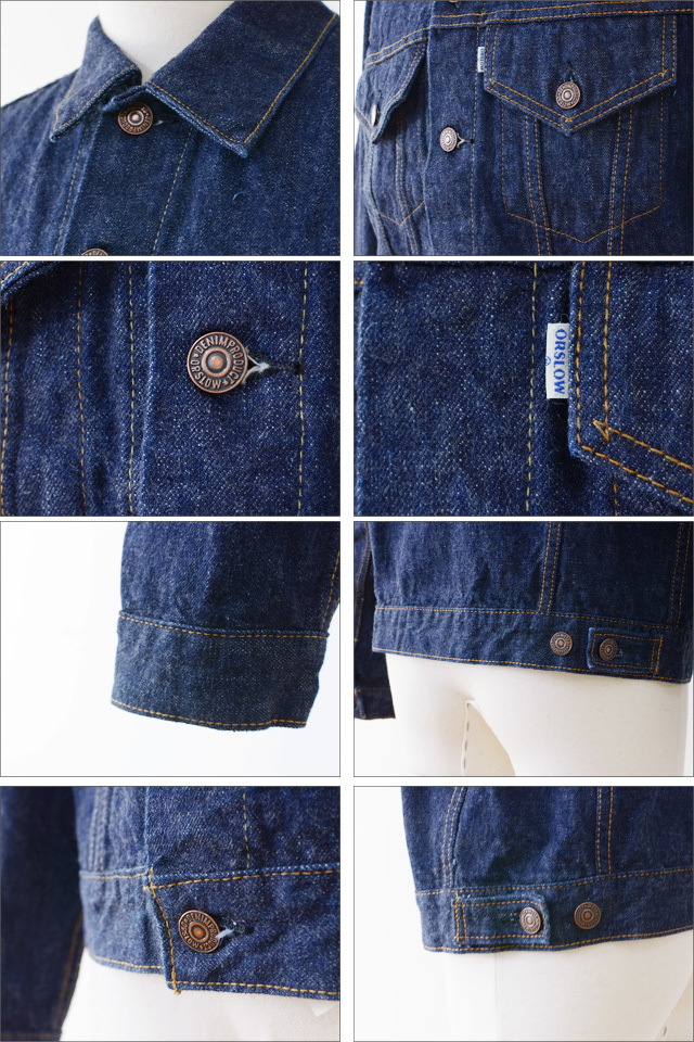 orslow [オアスロウ] 3RD TYPE DENIM JACKET OW [01-6005-81] MEN\'S_f0051306_21002980.jpg