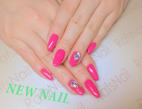 NEW NAIL♪_c0294909_1745683.jpg