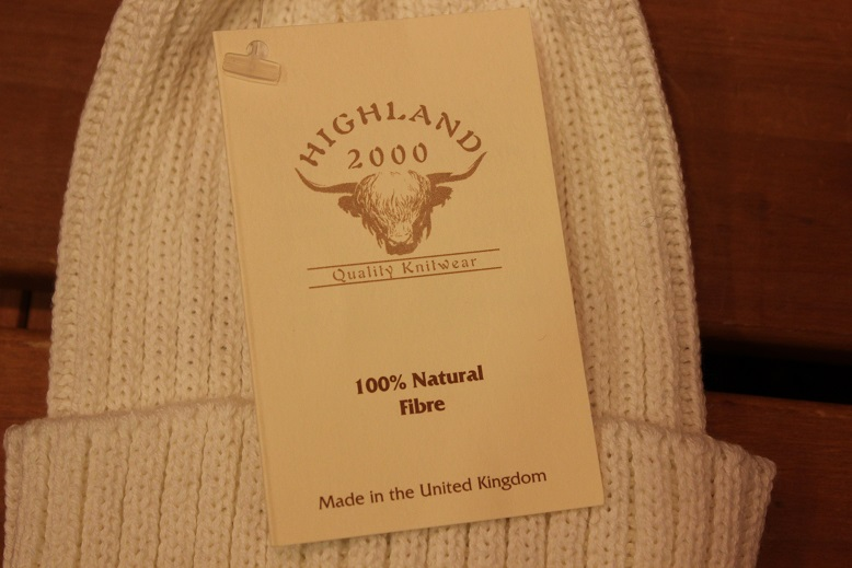 "HIGHLAND2000 別注 ""Cotton Watchcap\"" ご紹介_f0191324_9391452.jpg"