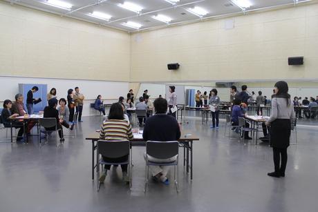 【青学WSD】21期生、1回目の実習が終わりました!_a0197628_10241683.jpg