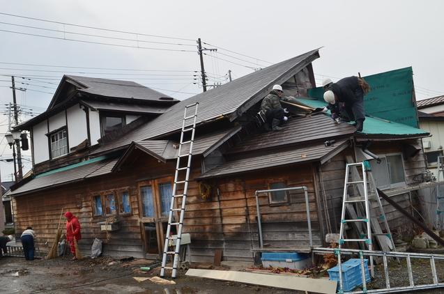 ミル屋根。。。2_b0207642_21121269.jpg