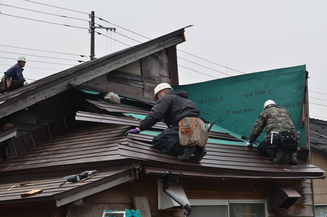 ミル屋根。。。2_b0207642_219168.jpg
