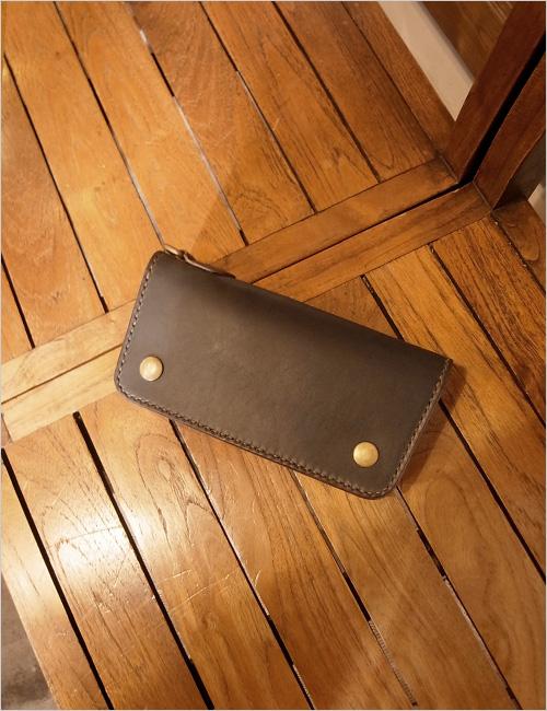 "Standard long wallet for \""THE BOOTS SHOP\"" _e0166142_2412139.jpg"