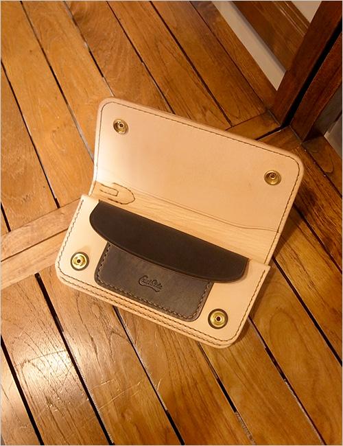 "Standard long wallet for \""THE BOOTS SHOP\"" _e0166142_2414144.jpg"