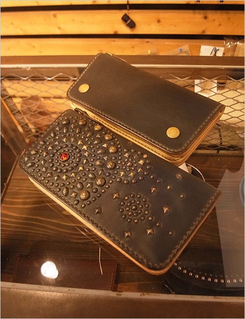 "Standard long wallet for \""THE BOOTS SHOP\"" _e0166142_2424341.jpg"
