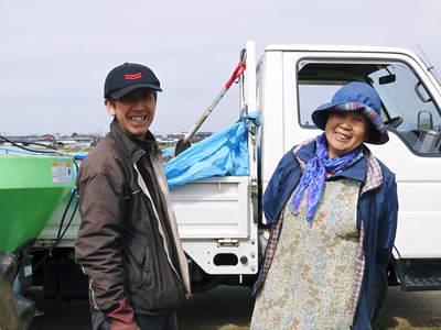 七城米 長尾農園 平成28年度のお米作りがスタートです!まずは満遍なく堆肥をまきます!!_a0254656_18373240.jpg