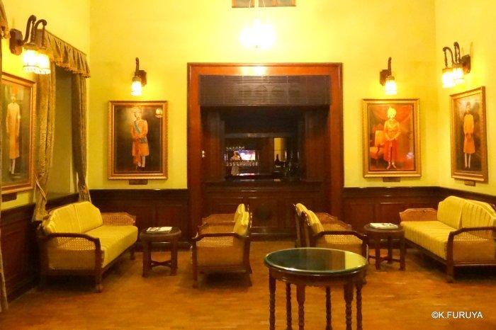 インド・ラジャスタンの旅 9  アジット バワン_a0092659_23430385.jpg