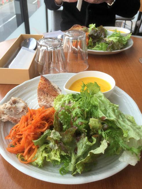 お野菜いっぱいのステキなランチ@SADAKI deli _f0054260_17594841.jpg