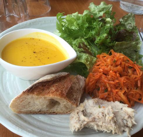 お野菜いっぱいのステキなランチ@SADAKI deli _f0054260_1802718.jpg