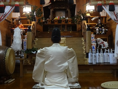 白山神社春祭り・子どもサンヨ_b0092684_18283120.jpg