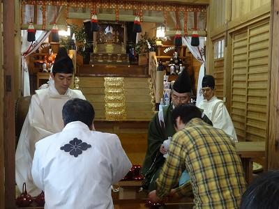 白山神社春祭り・子どもサンヨ_b0092684_18295884.jpg