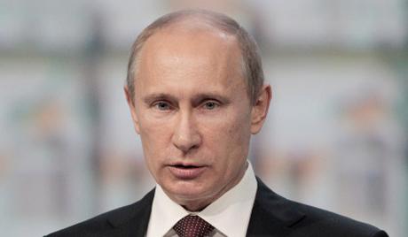 プーチン大統領とヒヨコ_a0163788_2124561.jpg