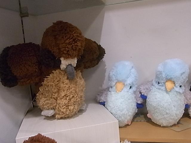 東急ハンズ京都店「インコと鳥の雑貨展」作品紹介その5_d0322493_2143271.jpg