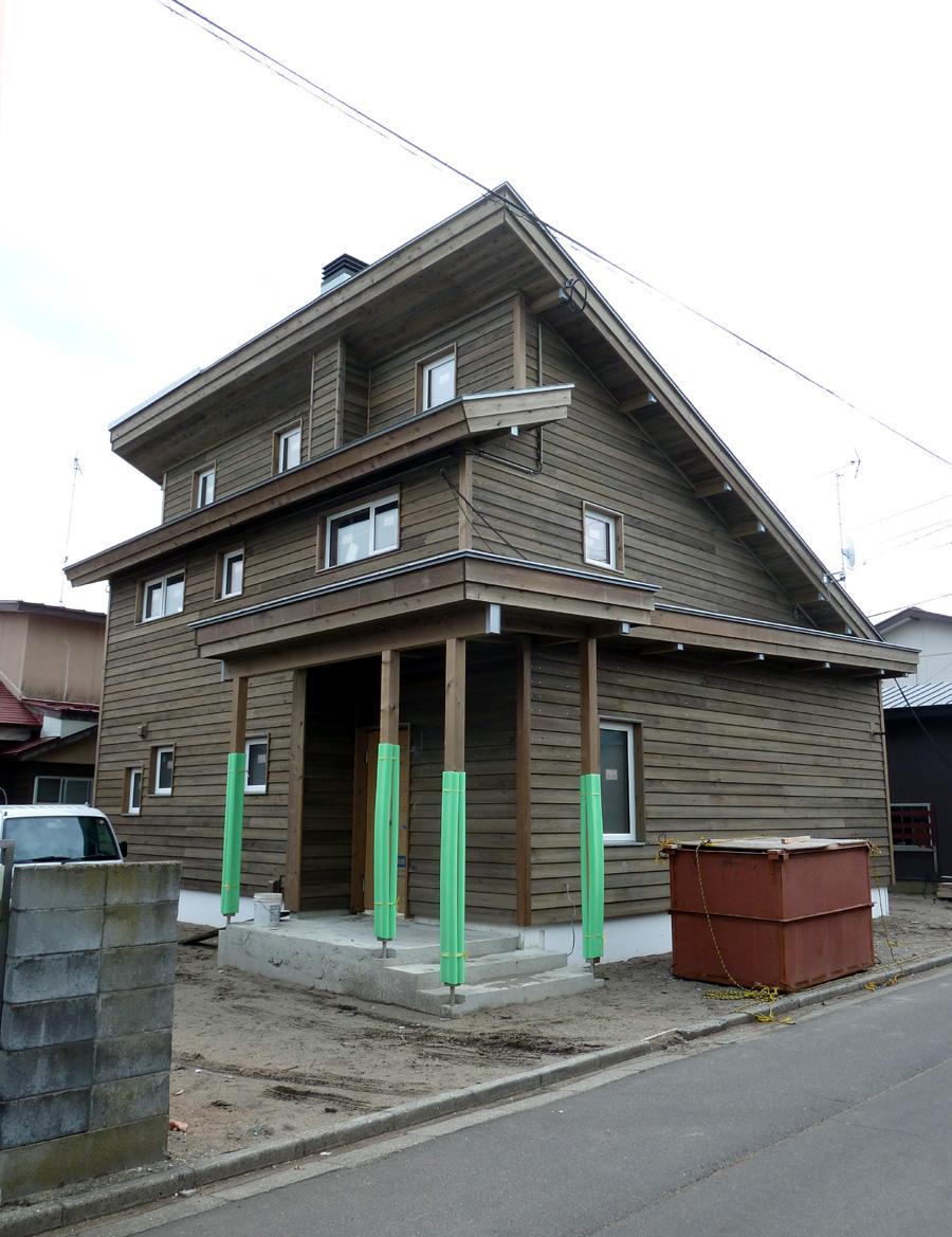 K様邸「末広町の家」 _f0150893_17225924.jpg