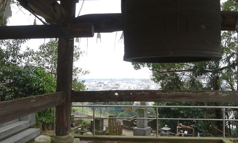 東金・最福寺で鐘つき_b0114798_15533513.jpg