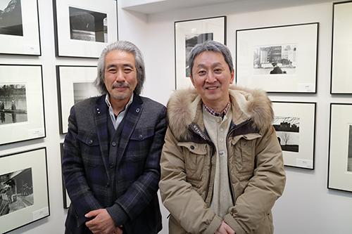 長嶋と永嶋、Gallery E&Mにて!_b0194208_23413146.jpg