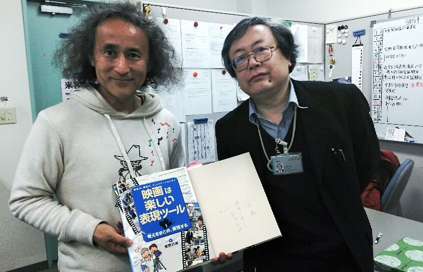 特別展「レオナルド・ダ・ヴィンチ 天才の挑戦<糸巻きの聖母>」@江戸東京博物館/「映画は楽しい表現ツール1考えをまとめ、表現する」(偕成社)_f0006713_22532107.jpg