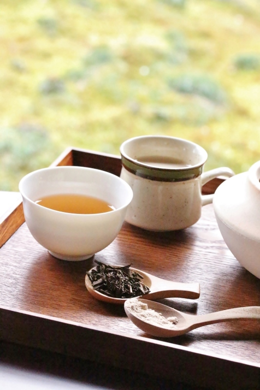 喜楽亭で楽しむ おいしい日本茶 2月_b0220318_10260748.jpg