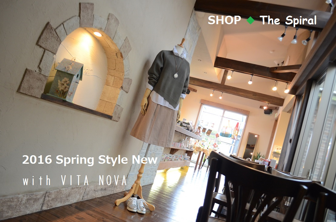"""2016 Spring Style New with VITA NOVA... 2/24wed\""_d0153941_16492662.jpg"