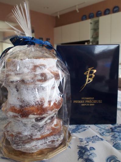 Gâteau à la broche @ PIERRE PRÉCIEUSE_e0214541_14140183.jpg